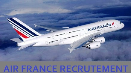 Air france adresse recrutement