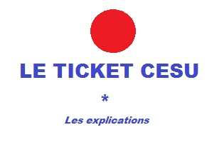 tickets cesu